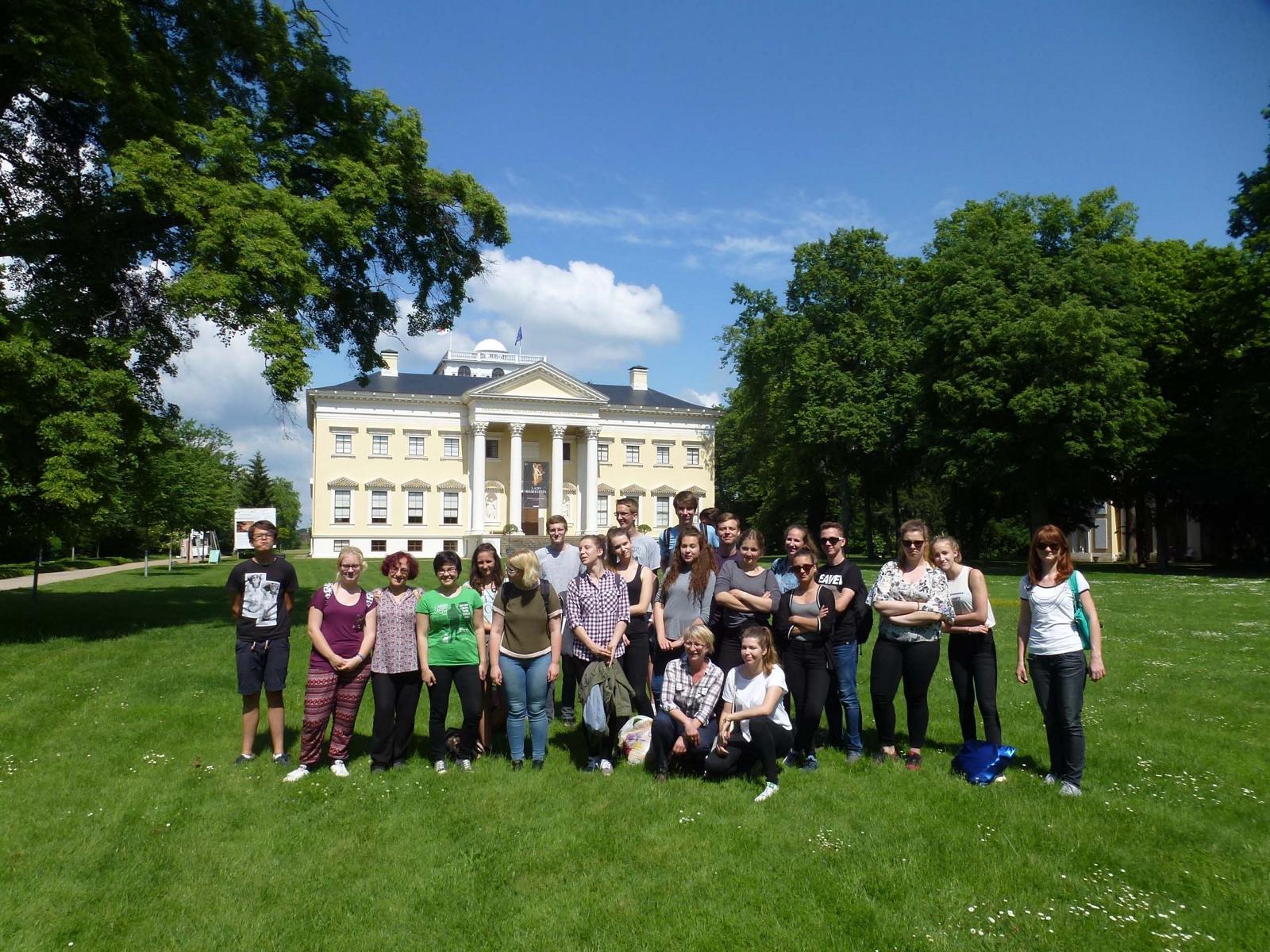Gruppenfoto Wörlitz klein
